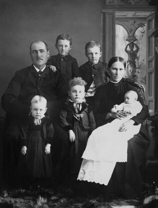 Hubert Tanis Family